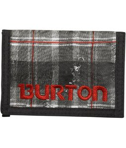 Burton Cory Wallet Tattered Plaid