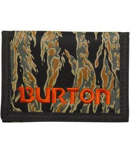 Burton Cory Wallet Tiger Camo