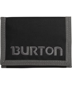 Burton Cory Wallet True Black