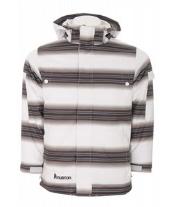 Burton The White Collection Cosmic Delight Snowboard Jacket