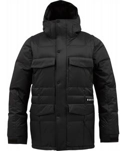 Burton Crack Down Snowboard Jacket True Black