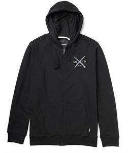 Burton Create & Destroy Full-Zip Hoodie True Black