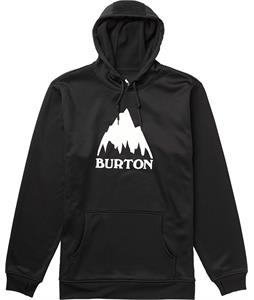 Burton Crown Bonded Pullover Hoodie True Black