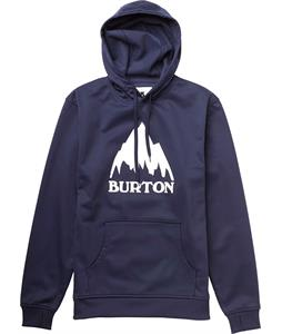 Burton Crown Bonded Pullover Hoodie Night Rider Mountain