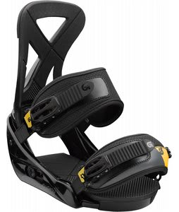 Burton Custom Snowboard Bindings Black