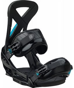 Burton Custom EST Snowboard Bindings Black