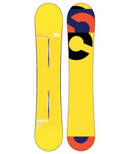 Burton Custom Flying V Wide Blem Snowboard