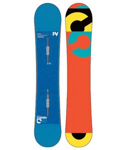 Burton Custom Flying V Snowboard 160
