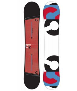 Burton Custom Flying V Twin Snowboard 154