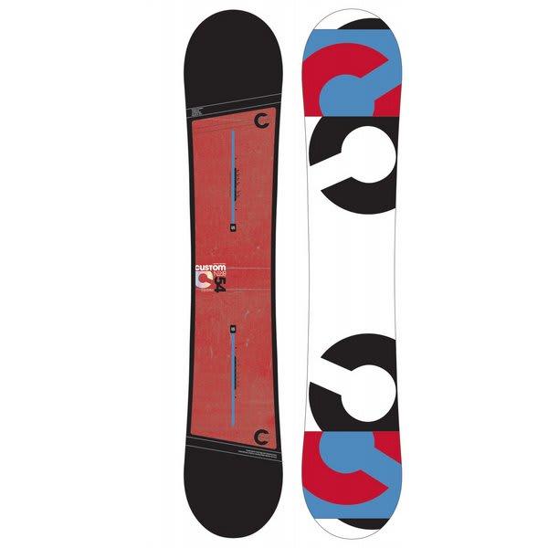 Burton Custom Flying V Twin Blem Snowboard