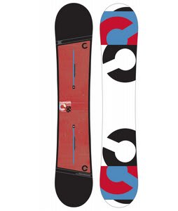 Burton Custom Flying V Twin Snowboard 156