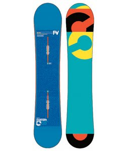 Burton Custom Flying V Wide Snowboard 155