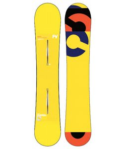 Burton Custom Flying V Wide Snowboard 169