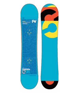 Burton Custom Smalls Snowboards 125