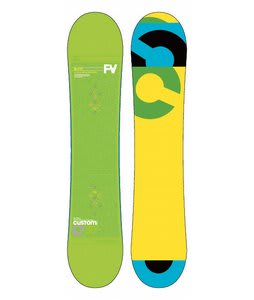 Burton Custom Smalls Snowboards 130