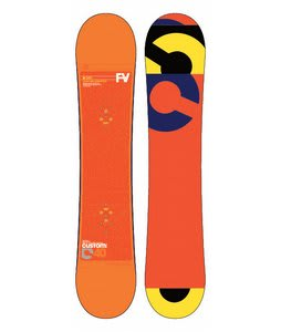 Burton Custom Smalls Snowboards 140