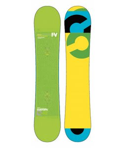 Burton Custom Smalls Wide Snowboards 145