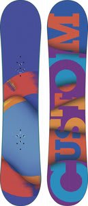 Burton Custom Smalls Flying V Snowboard 135