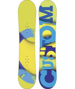 Burton Custom Smalls Flying V Wide Snowboard