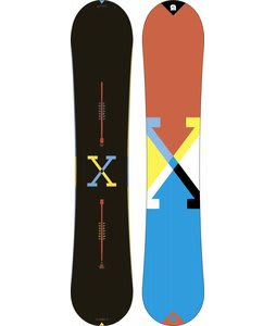 Burton Custom X Wide Blem Snowboard