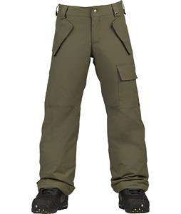Burton Cyclops Snowboard Pants Canteen