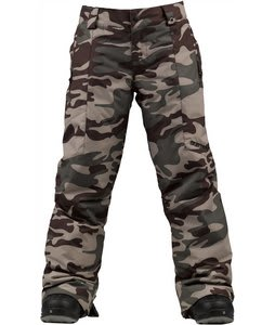 Burton Cyclops Snowboard Pants Trooper Camo Print