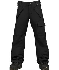 Burton Cyclops Snowboard Pants True Black