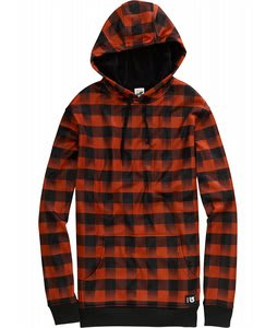 Burton Cymbal Hoodie Bitters Buffade