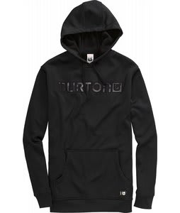 Burton Cymbal Hoodie True Black