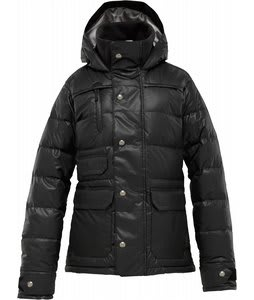 Burton Dandridge Down Snowboard Jacket True Black