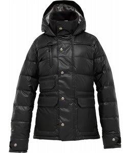 Куртка пуховик женская Burton 2012 WB DANDRIDGE DWN JK TRUE BLACK.