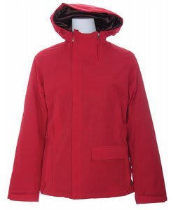 Burton Dante Snowboard Jacket True Red Wavy Girls
