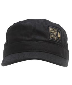 Burton Davey Cap True Black