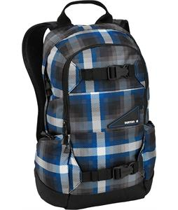 Burton Day Hiker 12L Backpack Cobalt Springer Plaid