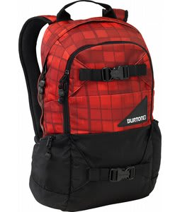 Burton Day Hiker 20L Backpack Red Rhombus