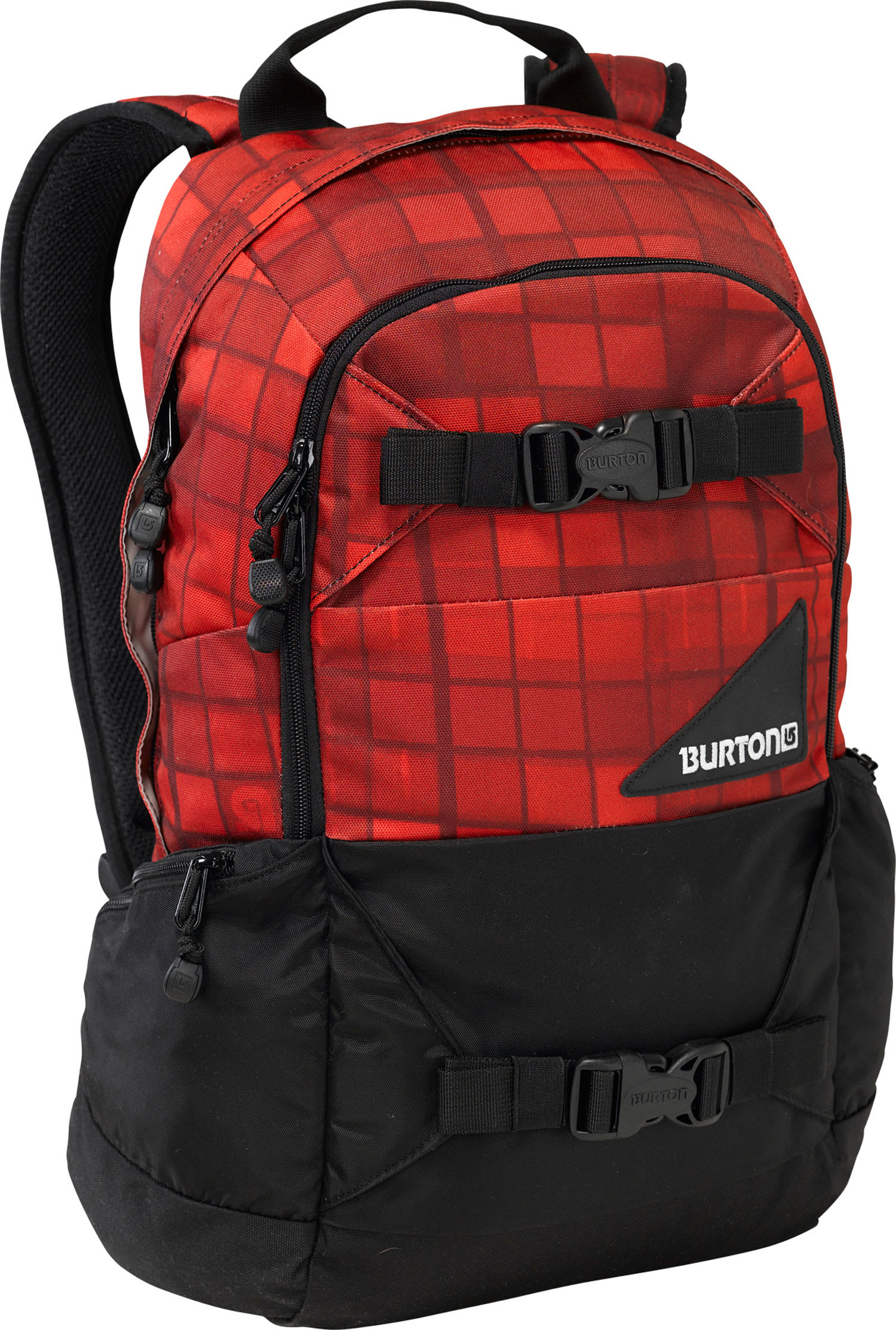 Shop for Burton Day Hiker 20L Backpack Red Rhombus - Men's