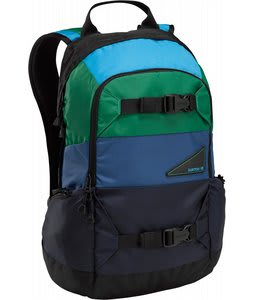 Burton Day Hiker 20L Backpack Ballpoint Block Party 