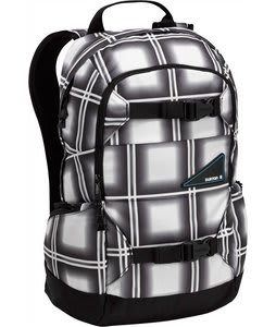 Burton Day Hiker 20L Backpack Graph Ghost Plaid 