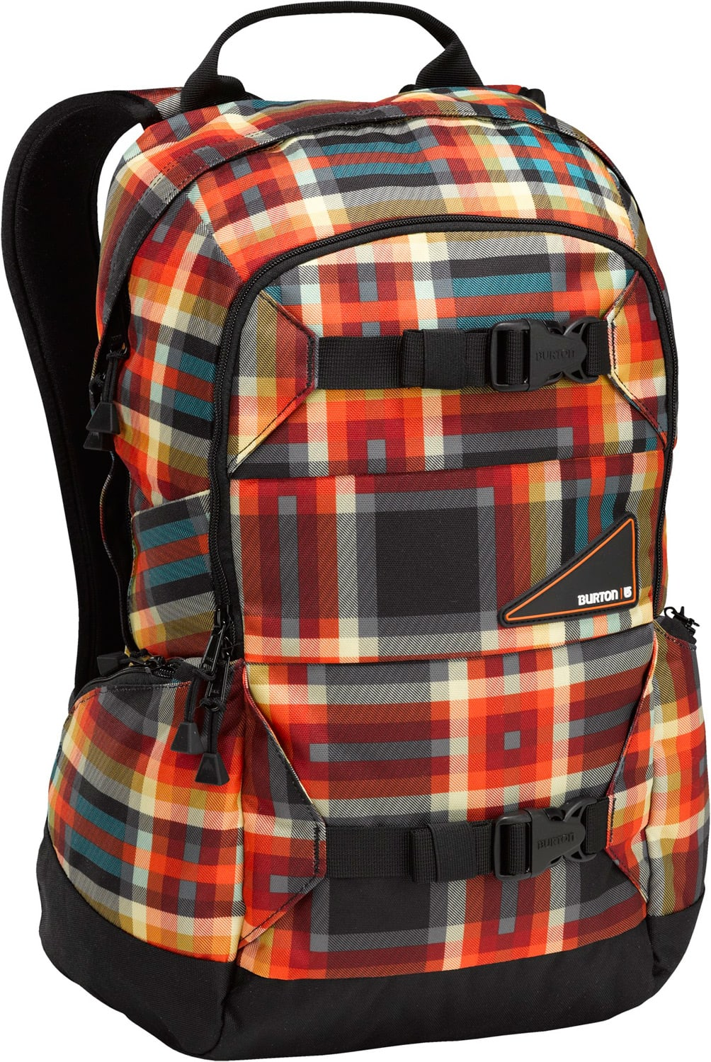 Burton Day Hiker 20L Backpack Majestic Black Plaid