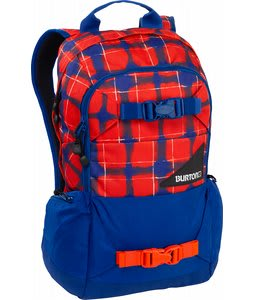 Burton Day Hiker 20L Backpack Visionary Plaid
