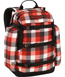 Burton Day Hiker Backpack Buffalo Plaid 20L