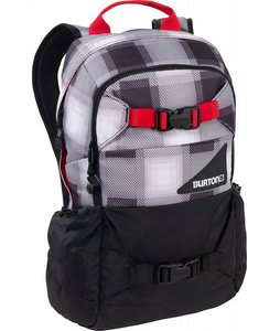 Burton Day Hiker 20L Backpack True Black Bobber Plaid