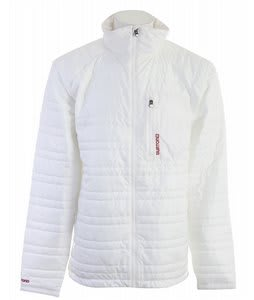 Burton Decibel Insulated Snowboard Jacket Bright White