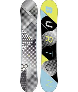 Burton Deja Vu Flying V Snowboard 151