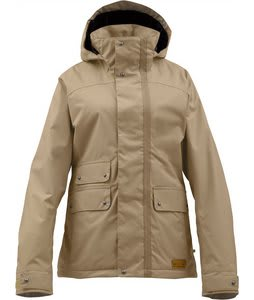 Burton Delirium Snowboard Jacket Cork
