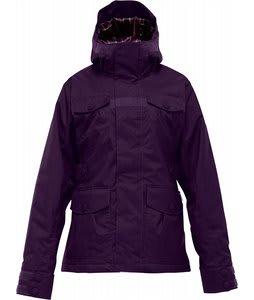 Burton Delirium Snowboard Jacket Rum Raisin