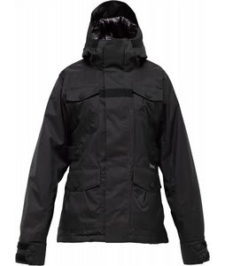 Burton Delirium Snowboard Jacket True Black