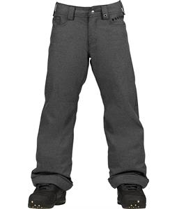 Burton Denim Snowboard Pants Black Wash