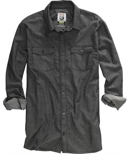 Burton Denim Shirt True Black