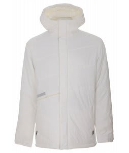 Burton Defender Snowboard Jacket Bright White